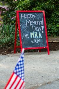 MRA Memorial Day Picnic 2014-15